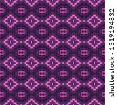 pink seamless embroidery... | Shutterstock . vector #1319194832