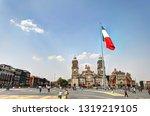 mexico city  mexico   february... | Shutterstock . vector #1319219105
