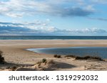 view of mediterranean sea and... | Shutterstock . vector #1319292032