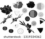 tropics. abstract background... | Shutterstock .eps vector #1319334362