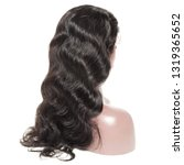 Body wavy black human hair...