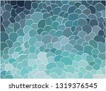 pattern with complex isometric... | Shutterstock .eps vector #1319376545