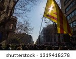 barcelona  catalonia spain ... | Shutterstock . vector #1319418278