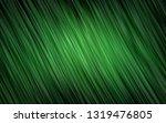 dark green vector background...   Shutterstock .eps vector #1319476805
