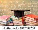 antique back to school... | Shutterstock . vector #1319634758