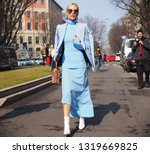 milan  italy  21 february 2019  ...   Shutterstock . vector #1319669825