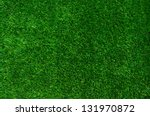 background of a green grass | Shutterstock . vector #131970872