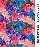 hi quality fashion design.... | Shutterstock . vector #1319717285