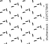 simple black and white vector...   Shutterstock .eps vector #1319727845