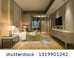3d rendering luxury modern... | Shutterstock . vector #1319901242