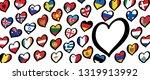 song festival euro songfestival ... | Shutterstock .eps vector #1319913992