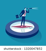 compass   searching for... | Shutterstock .eps vector #1320047852