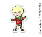 retro distressed sticker of a...   Shutterstock .eps vector #1320057605
