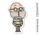 distressed sticker of a cartoon ...   Shutterstock .eps vector #1320140795