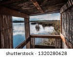 view of the lake from... | Shutterstock . vector #1320280628