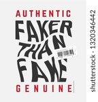 typography slogan distortion... | Shutterstock .eps vector #1320346442