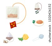 vector illustration of food and ... | Shutterstock .eps vector #1320426152