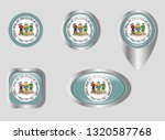 seal of the state of delaware | Shutterstock .eps vector #1320587768