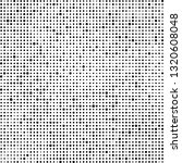 halftone black and white.... | Shutterstock .eps vector #1320608048
