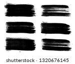 abstract ink design. emotional... | Shutterstock . vector #1320676145