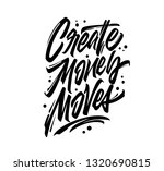 create money moves | Shutterstock .eps vector #1320690815
