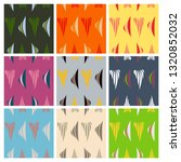 vector abstract simple pattern...   Shutterstock .eps vector #1320852032