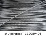 Steel Rope Background Texture