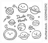 doodle drawn sketch speech...   Shutterstock .eps vector #1320940292