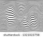 black stripes on white... | Shutterstock . vector #1321023758