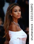 Small photo of VENICE, ITALY - SEPTEMBER 01: Madalina Ghenea walks the red carpet ahead of the 'Suspiria' screening during the 75th Venice Film Festival on September 1, 2018 in Venice, Italy.