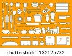 vector illustrator for present... | Shutterstock .eps vector #132125732