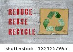 Recycled Symbol Made Of...