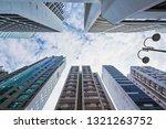 background of perspective... | Shutterstock . vector #1321263752
