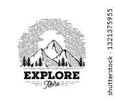 explore more. vintage...   Shutterstock .eps vector #1321375955