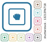 grab object simple icons in... | Shutterstock .eps vector #1321396718
