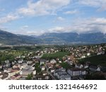 spectacular panorama and...   Shutterstock . vector #1321464692