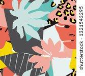 bright  multi color seamless...   Shutterstock .eps vector #1321543295