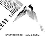 new york city poster | Shutterstock . vector #13215652