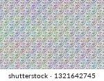 geometric  string mats  cgi... | Shutterstock . vector #1321642745