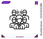 group icon vector . best modern ...