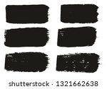 paint brush medium lines high... | Shutterstock .eps vector #1321662638