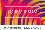 abstract colorful background... | Shutterstock .eps vector #1321676438