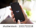 anapa  russia   february 20 ... | Shutterstock . vector #1321722218