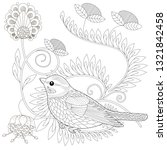 coloring pages. coloring book...   Shutterstock .eps vector #1321842458