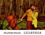 romantic couple kiss and cuddle ... | Shutterstock . vector #1321853018