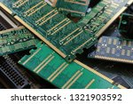 ram modules  primarily used as...   Shutterstock . vector #1321903592