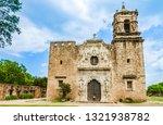 san antonio  texas  facade of...   Shutterstock . vector #1321938782