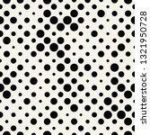 dot halftone seamless pattern ...   Shutterstock .eps vector #1321950728
