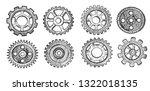vector illustration of... | Shutterstock .eps vector #1322018135