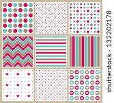 Birthday pattern collection